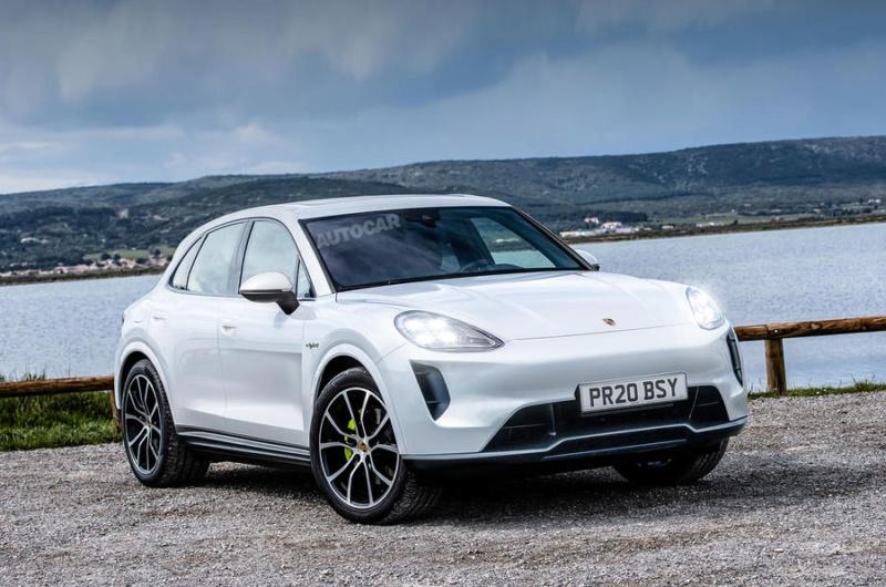 2019 - [Porsche] Macan 50878410