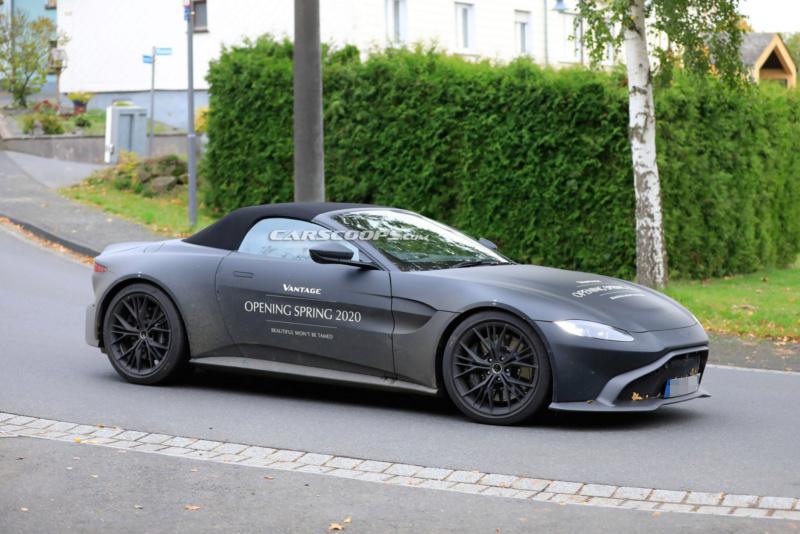 2017 - [Aston Martin] Vantage - Page 4 50888610