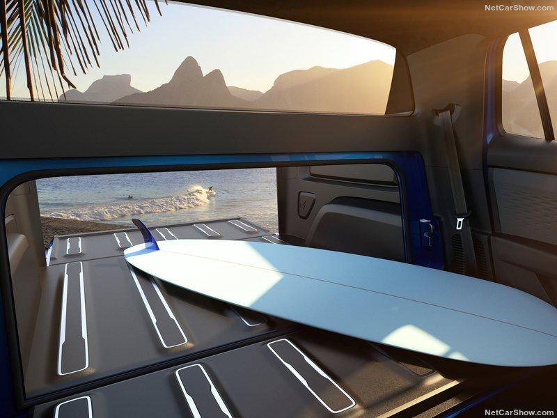 2020 - [Volkswagen] Tarok / MQB Pick-Up  50a11c10