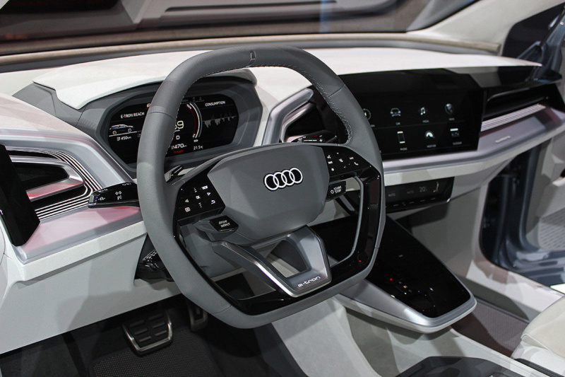 2019 - [Audi] Q4 e-Tron Concept - Page 2 50f72710