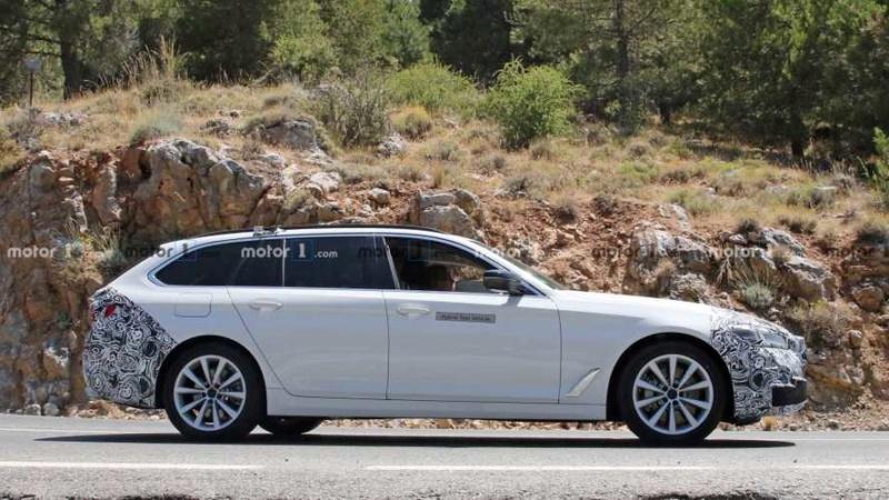2020 - [BMW] Série 5 restylée [G30] 50f8a510
