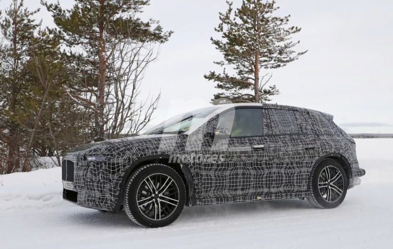 2021 - [BMW] iNext SUV 510