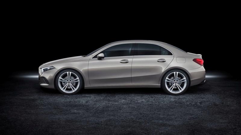 2018 - [Mercedes-Benz] Classe A Sedan - Page 5 5107c710