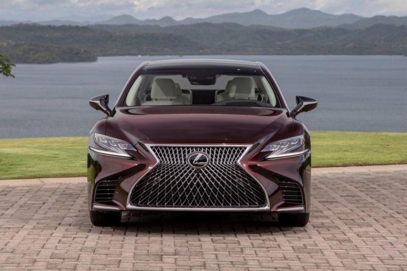 2016 - [Lexus] LS  - Page 4 510f1d10
