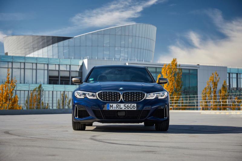 2018 - [BMW] Série 3 [G20/G21] - Page 35 5111dd10