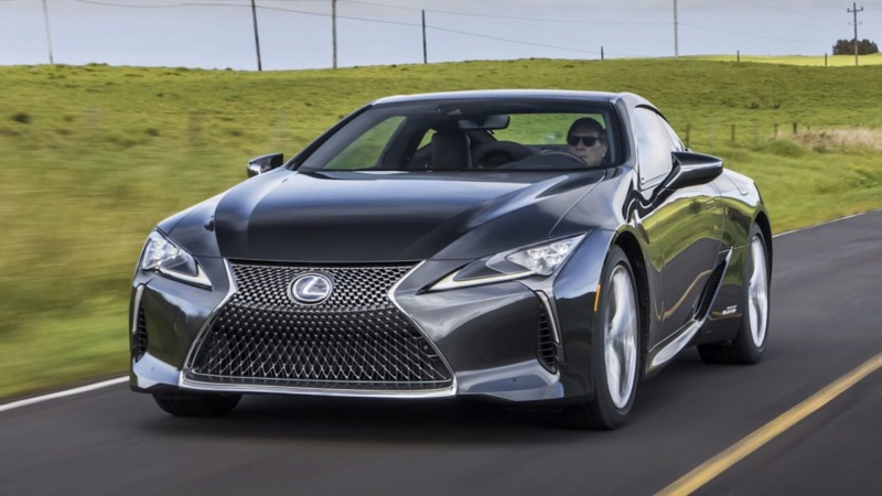 2016 - [Lexus] LC 500 - Page 7 514bf510
