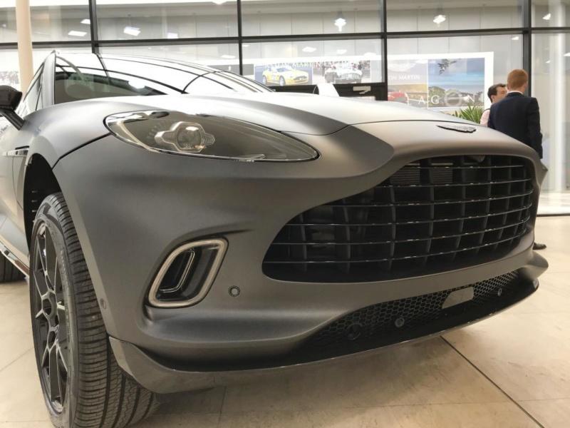 2019 - [Aston Martin] DBX - Page 9 516