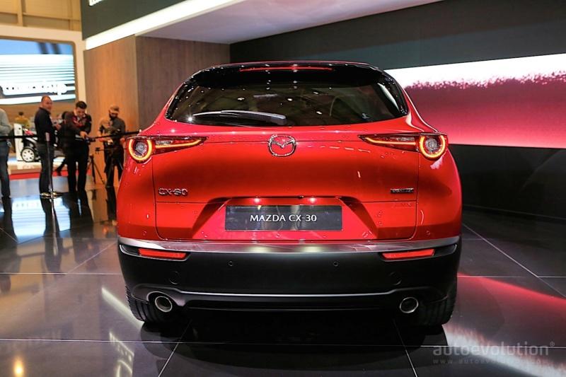 2019 - [Mazda] CX-30 51786a10