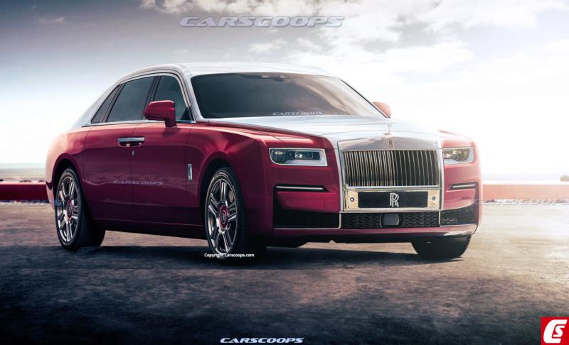 2020 - [Rolls-Royce] Ghost II 5184a610