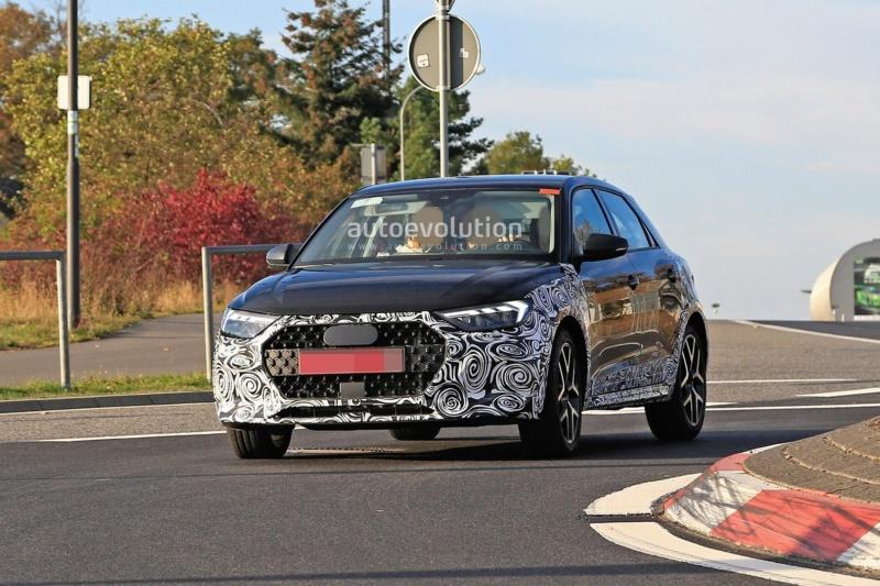 2018 - [Audi] A1 Sportback II - Page 17 5192e310