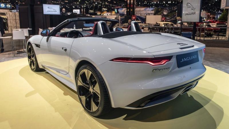 2021 - [Jaguar] F-Type restylée - Page 4 51c8bf10