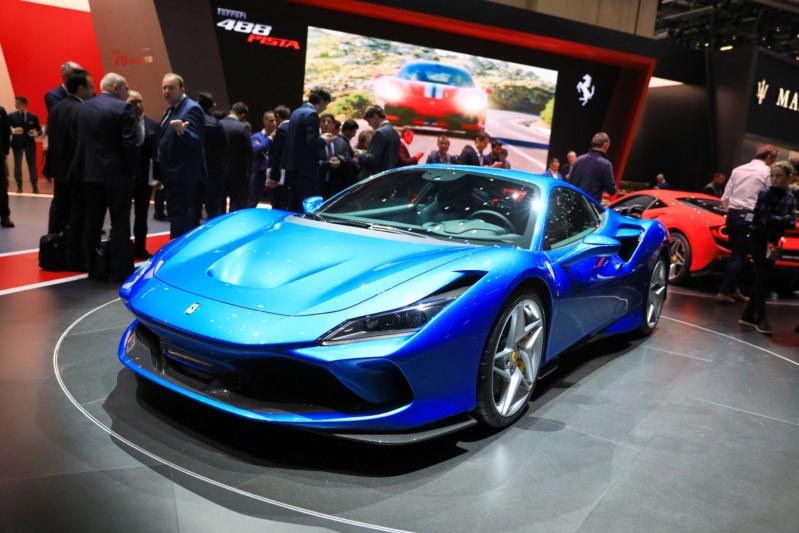 2019 - [Ferrari] F8 Tributo 51de0a10