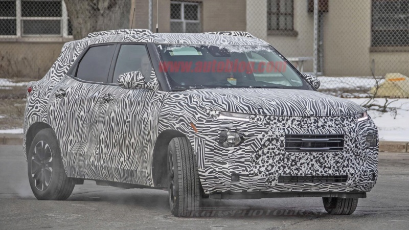 2020 - [Chevrolet] Trailblazer / Tracker 51df4f10
