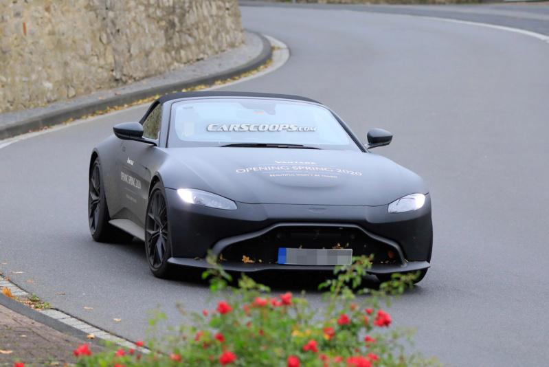 2017 - [Aston Martin] Vantage - Page 4 52103310
