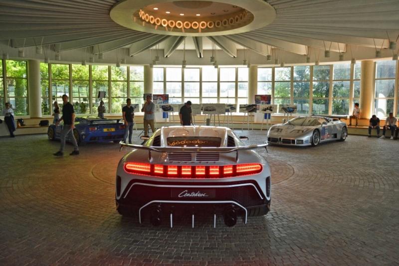 2019 - [Bugatti] Centodieci 521cc910