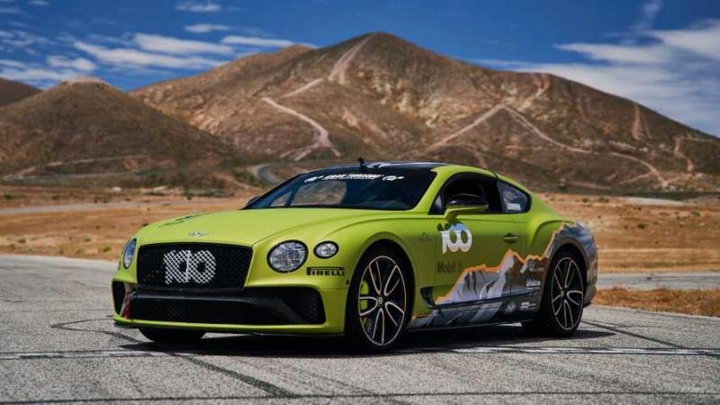 2017 - [Bentley] Continental GT - Page 7 52246610