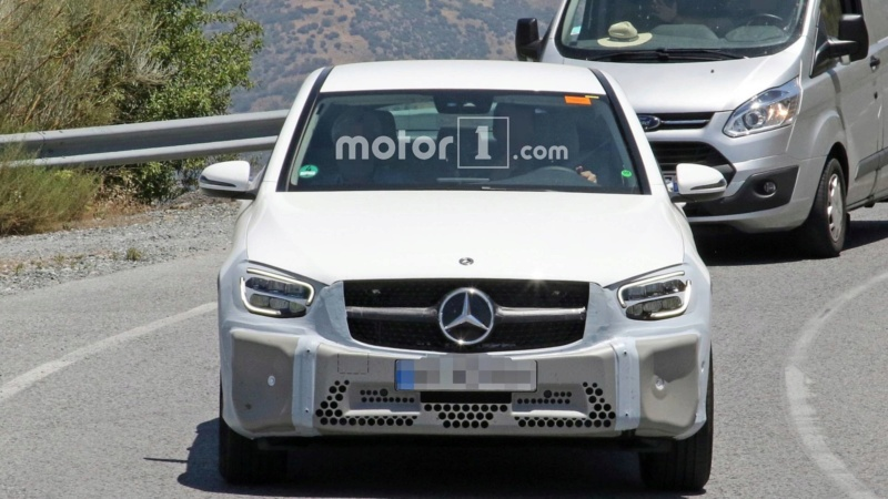 2018 - [Mercedes-Benz] GLC/GLC Coupé restylés 524c8610