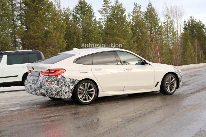 2017 - [BMW] Série 6 GT (G32) - Page 8 52515910