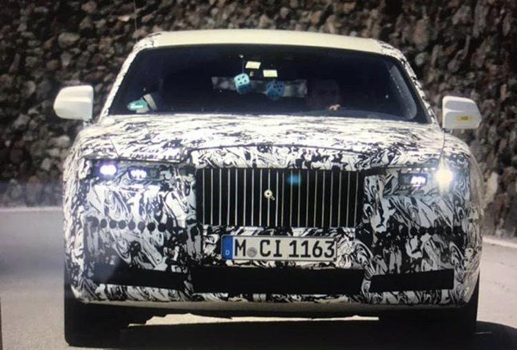 2020 - [Rolls-Royce] Ghost II - Page 2 526d6110