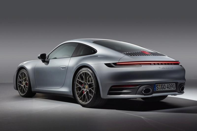 Porsche 911 (992) 2019 11