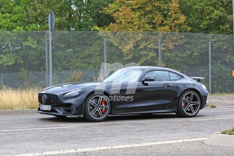 2014 - [Mercedes-AMG] GT [C190] - Page 30 528e0a10