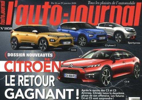 2021 - [Citroën] C5 III  [E43] - Page 14 5299ee10