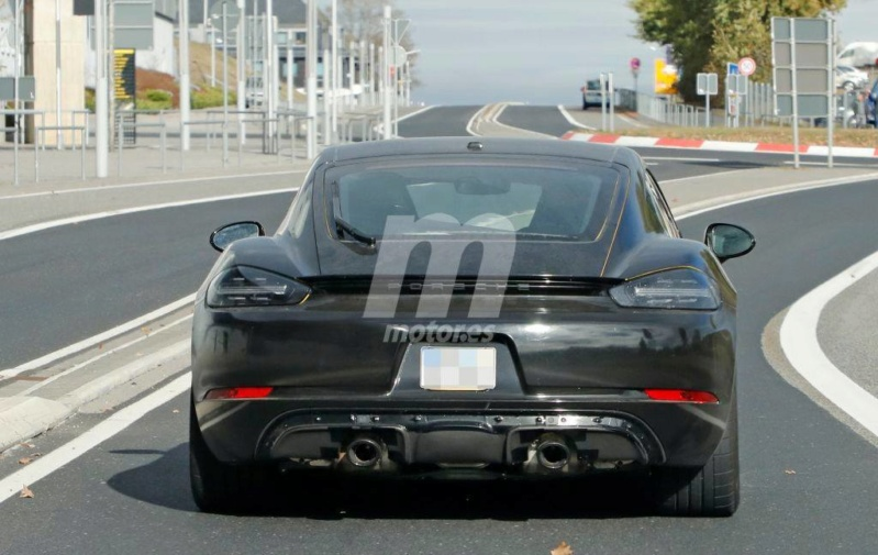 2016 - [Porsche] 718 Boxster & 718 Cayman [982] - Page 7 52a02f10