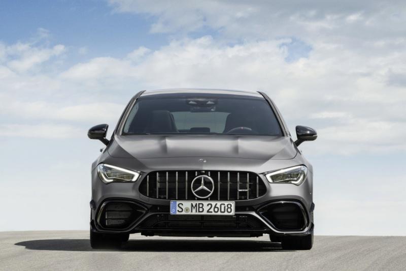 2019 - [Mercedes-Benz] CLA Shooting Brake II 52afb810