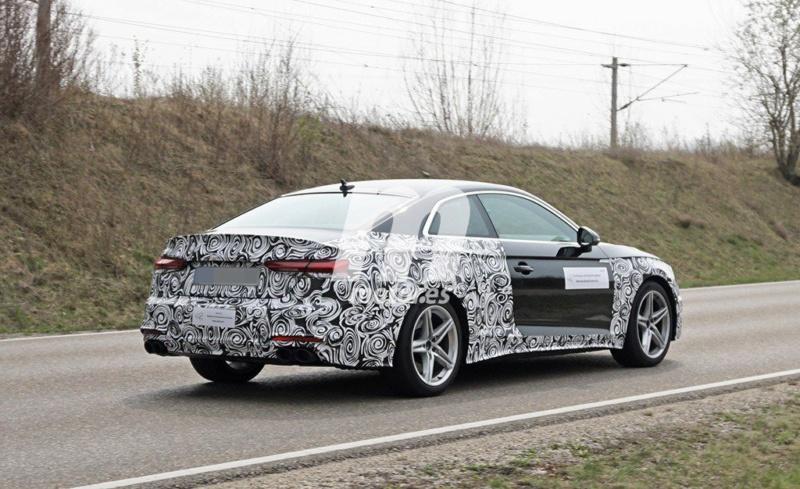 2020 - [Audi] A5 Coupé/Cab/SB restylée 52e1dc10