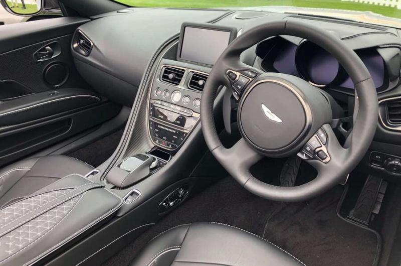 2019 - [Aston Martin] DBS Superleggera - Page 3 52eaa510