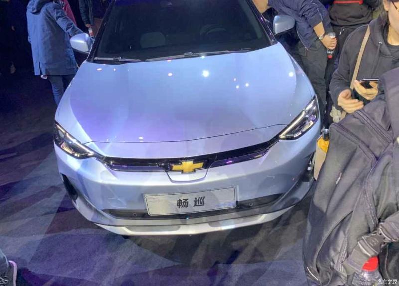 2020 - [Chevrolet] Menlo 52ecdb10
