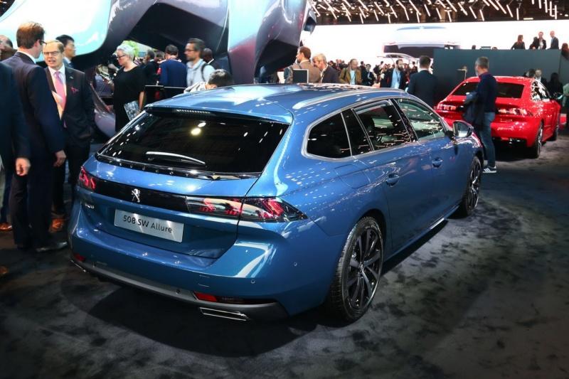 2018 - [Peugeot] 508 II SW - Page 14 53012b10