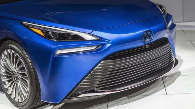2020 - [Toyota] Mirai II 53197410