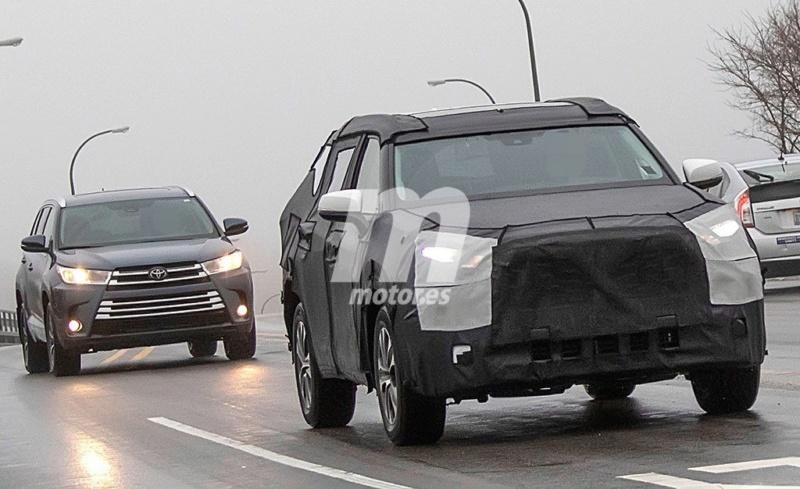 2014 - [Toyota] Highlander - Page 2 5320d910