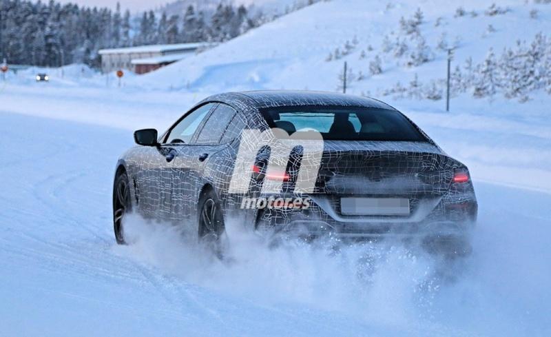 2019 - [BMW] Série 8 Gran Coupé [G16] - Page 2 5329ca10