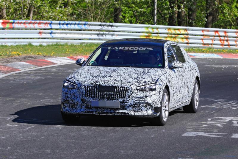 2020 - [Mercedes-Benz] Classe S - Page 8 53ab7c10