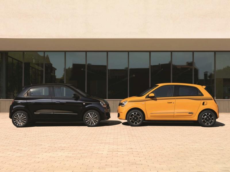 2018 - [Renault] Twingo III restylée - Page 7 53af7e10