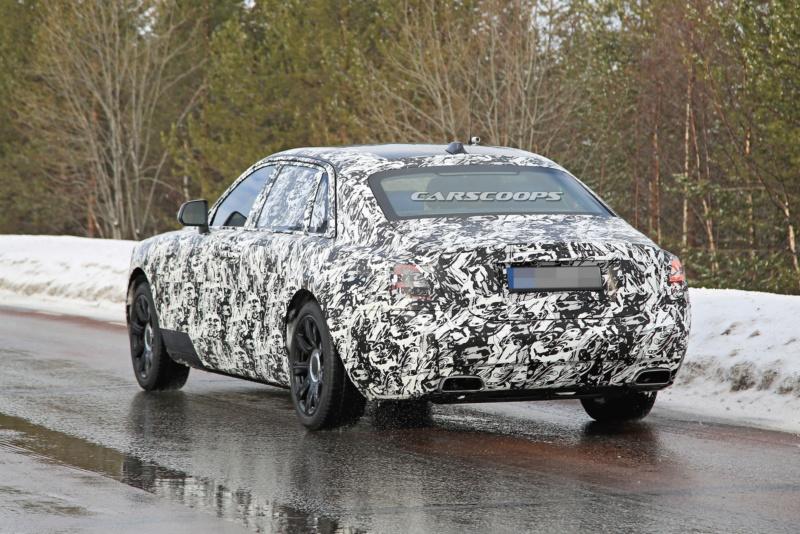 2020 - [Rolls-Royce] Ghost II 53c12110