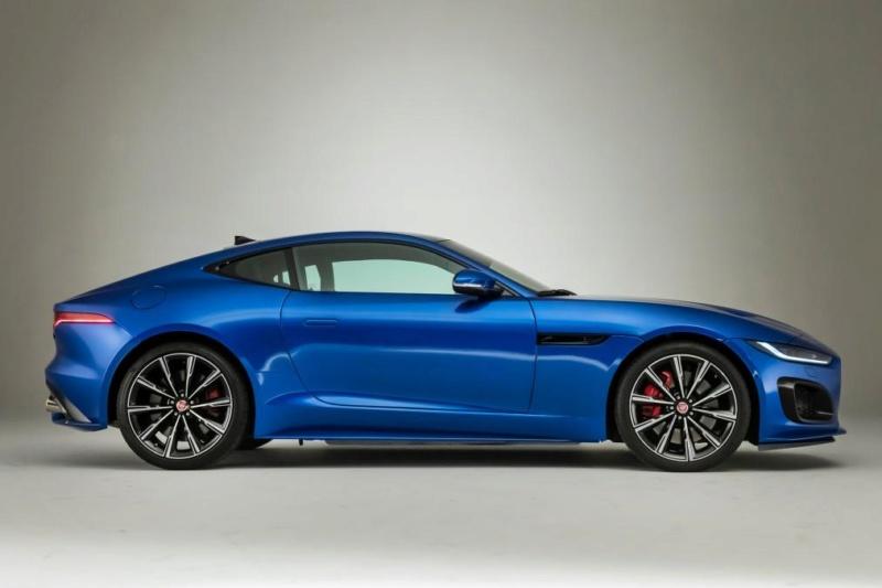 2021 - [Jaguar] F-Type restylée - Page 3 53d84910
