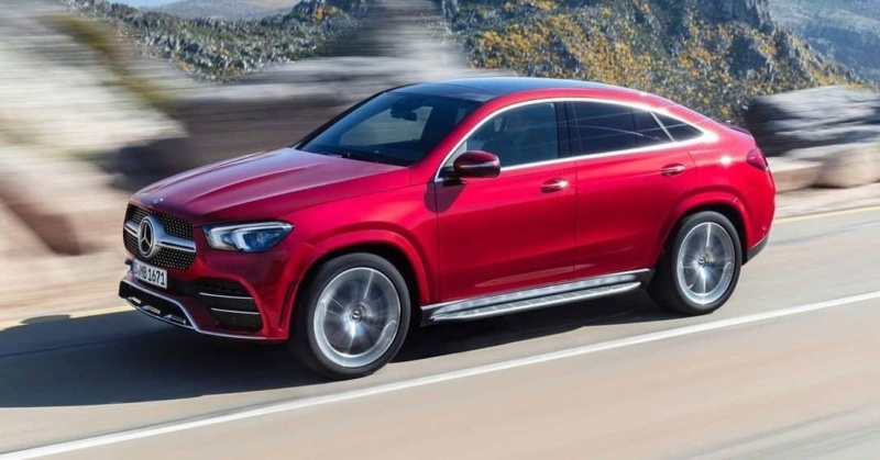 2019 - [Mercedes-Benz] GLE Coupé  - Page 2 53f2d310