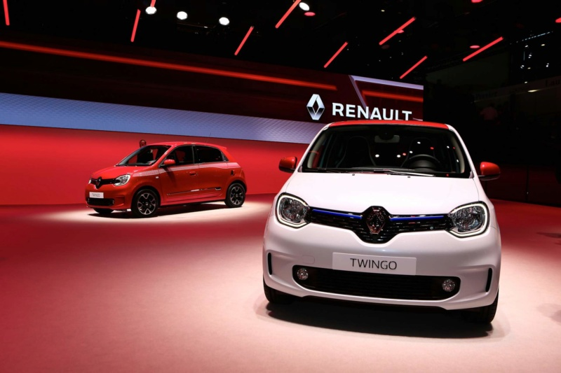 2018 - [Renault] Twingo III restylée - Page 12 54138c10