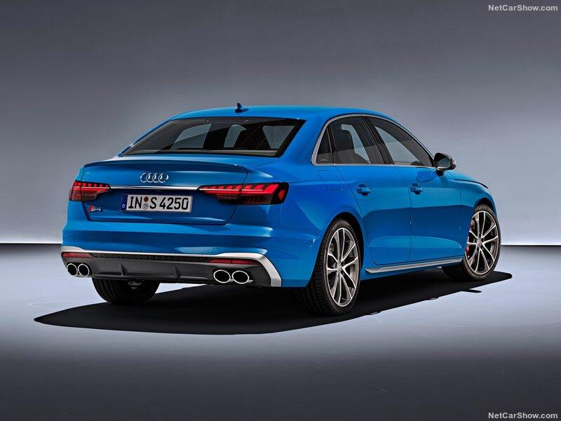 2018 - [Audi] A4 restylée  - Page 5 54162910