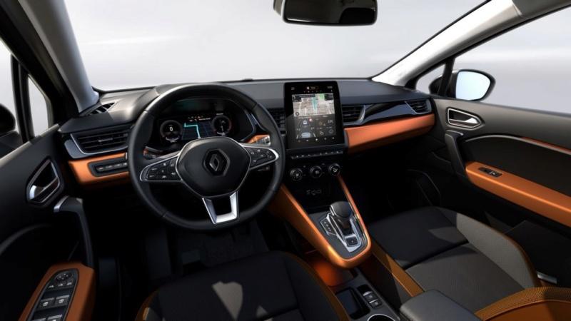 Renault Captur II (2019) 11