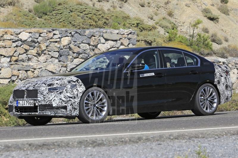 2020 - [BMW] Série 5 restylée [G30] 54749710