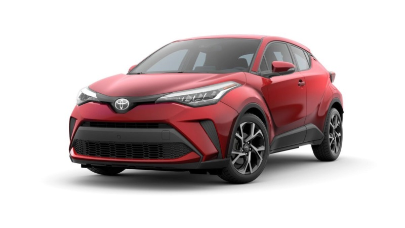 2016 - [Toyota] C-HR - Page 10 54b0de10