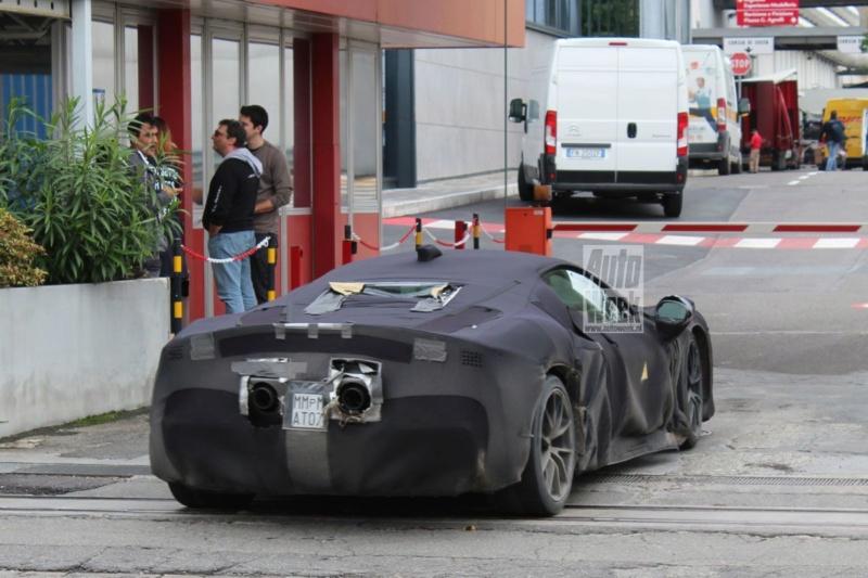 2019 - [Ferrari] SF90 Stradale (hybride) 54ba0010