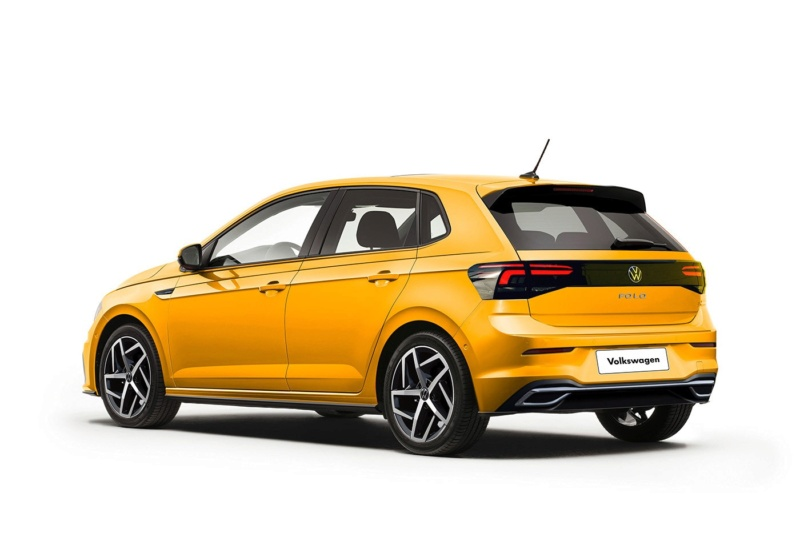 2021 - [Volkswagen] Polo VI Restylée  54d43a10