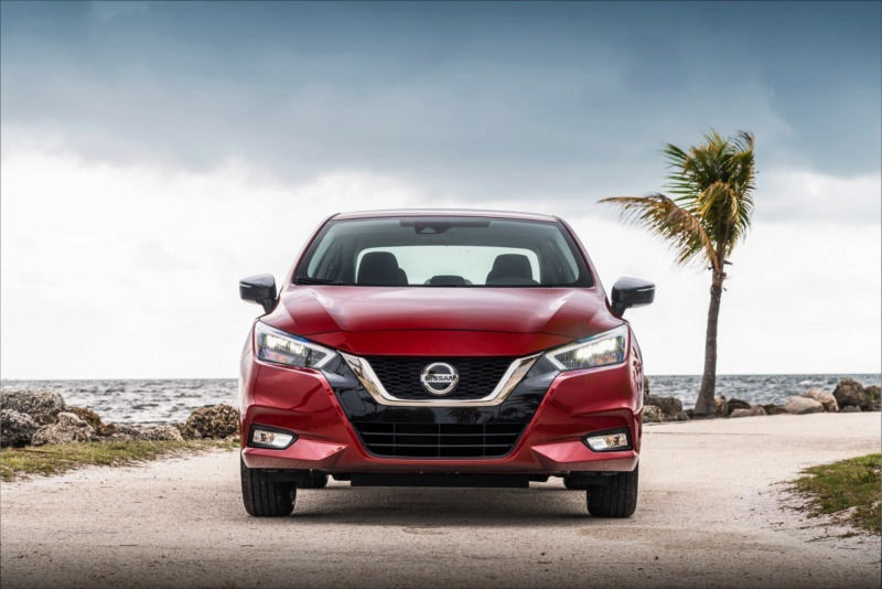 2020 - [Nissan] Versa 54d9bf10