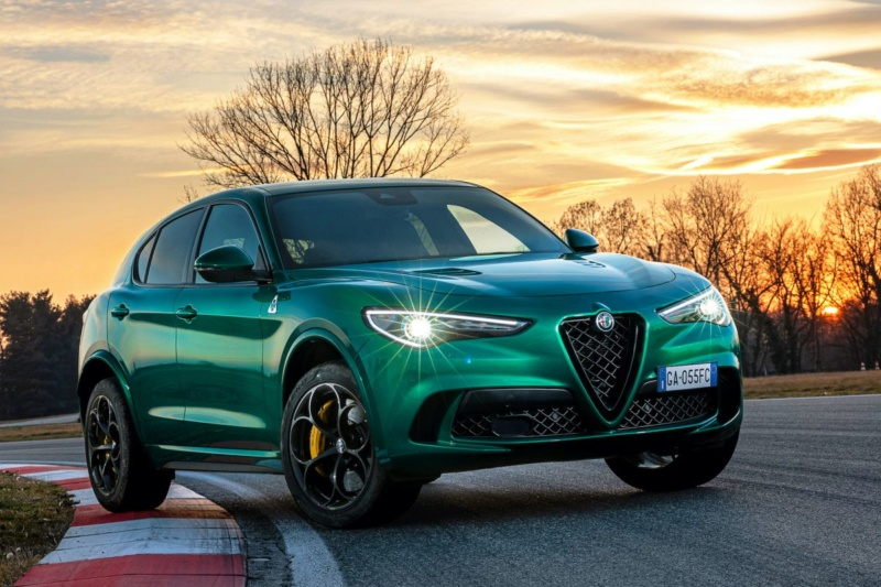 2017 - [Alfa Romeo] Stelvio [Tipo 949] - Page 34 55023f10