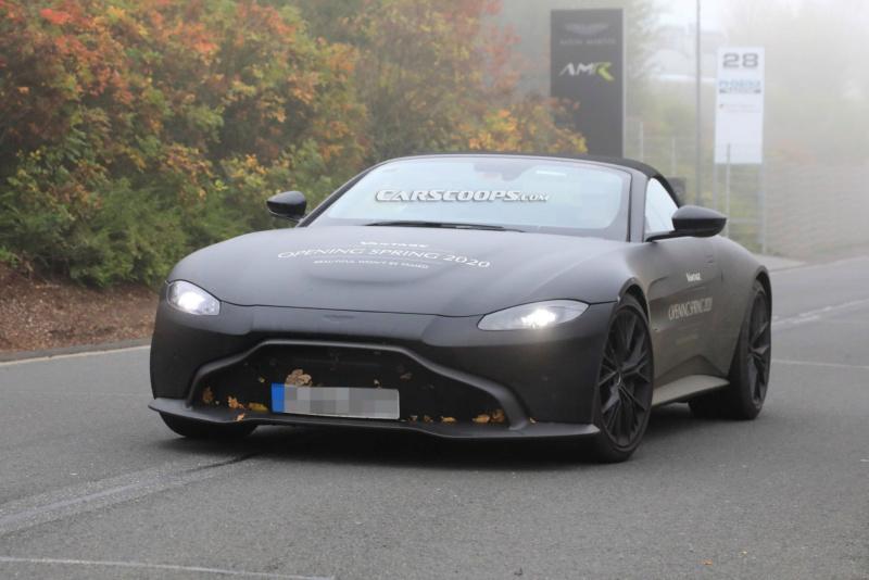 2017 - [Aston Martin] Vantage - Page 4 55053610